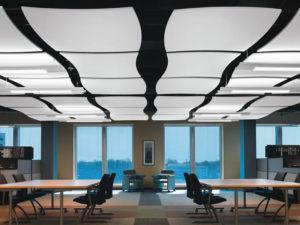 Дизайнерские потолки армстронг